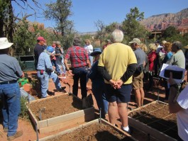 Workshop - Composting, Vermiculture, Square Foot Gardening