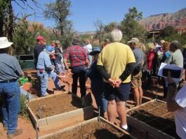 Workshop - Composting, Vermiculture, Square Foot Gardening