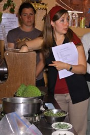 Cooking with Local and Native Foods