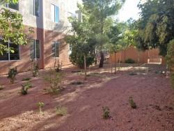 Sedona Winds Garden before