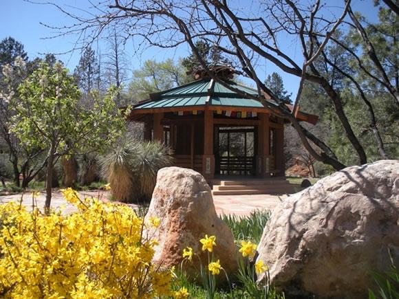 Peace Garden Spring